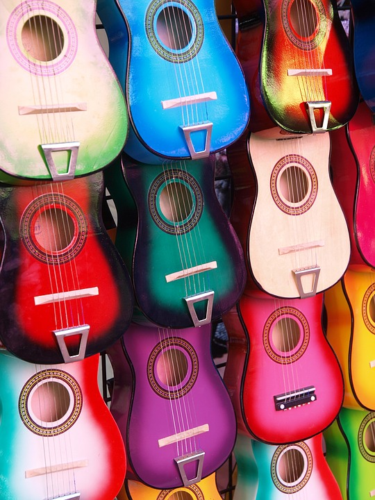 differents-types-de-guitares
