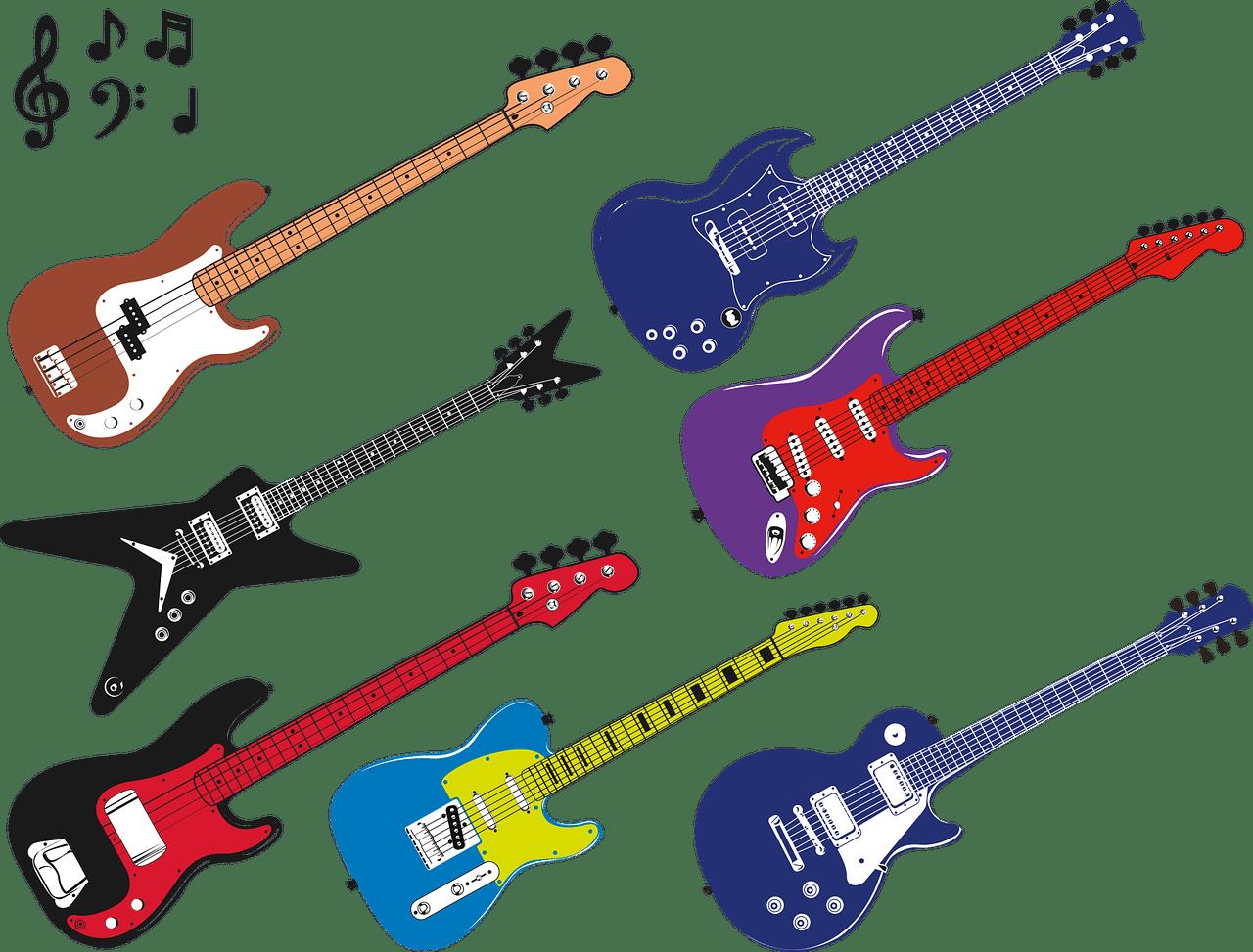 differents-types-guitares-electriques