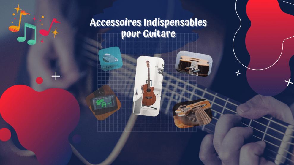 accessoires-indispensables-pour-guitare