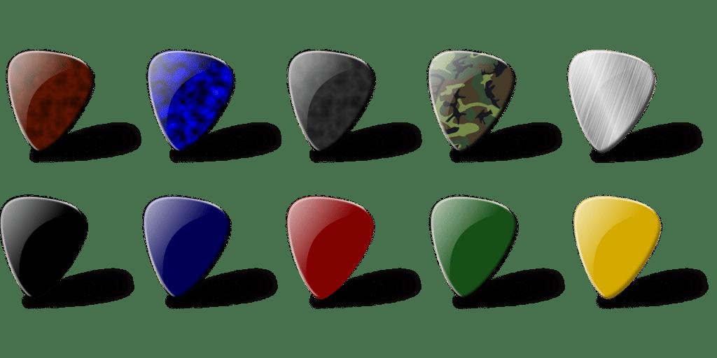 accessoires-indispensables-pour-guitare-mediator