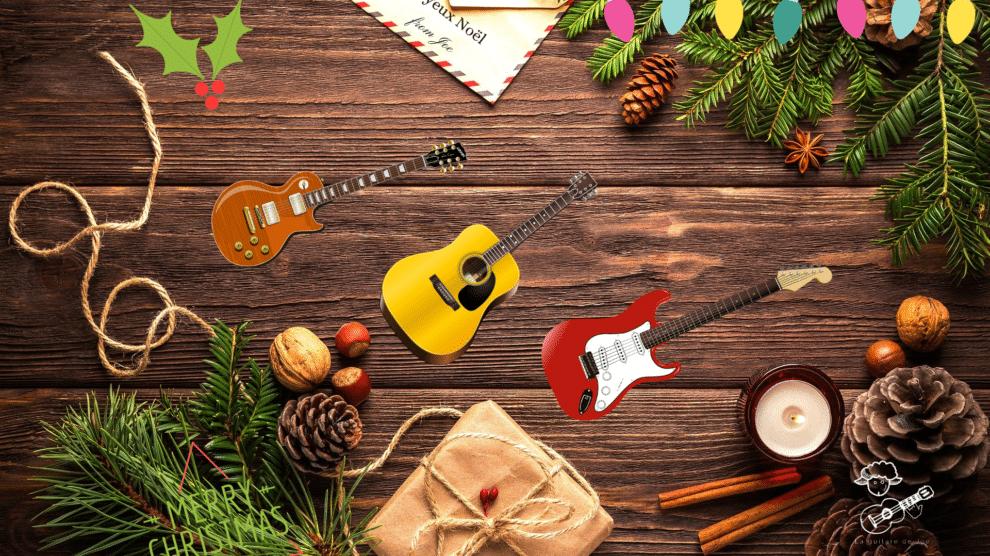 meilleures-guitare-a-offrir-noel